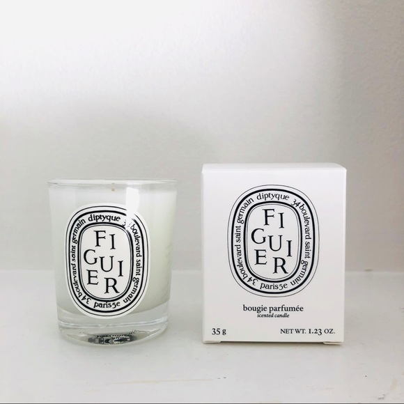 Diptyque Mini Travel Candle - FIGUIER